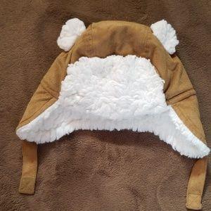 Baby Bear Ear Hat